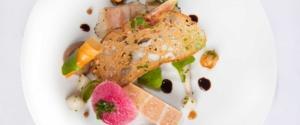 Restaurant gastronomique rennes les tourelles le château d'apigné