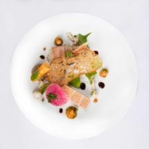 Foie gras restaurant les Tourelles à Rennes
