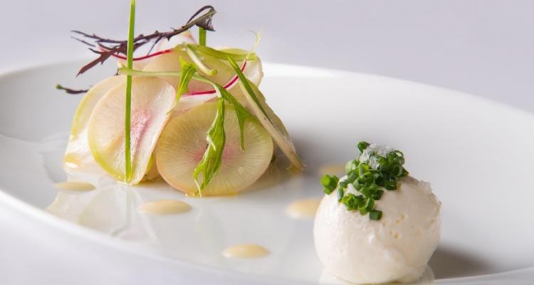 Restaurant gastronomique les Tourelles Rennes