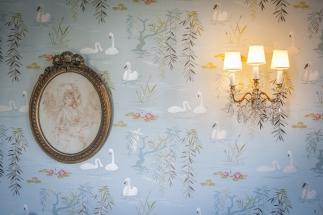 chateau d'Apigné hôtel de charme et romantique en Bretagne Charles