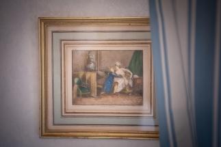chateau d'Apigné hôtel de charme et romantique en Bretagne Marie