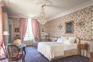 chateau d'Apigné Pauline hôtel de charme et romantique en Bretagne Pauline