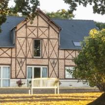 Hôtel de charme et romantique en Bretagne Pavillon château d'Apigné