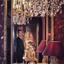 Prises de vue mariage au Château d Apigné