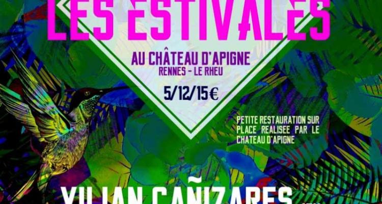 Jazz château d'Apigné Rennes Bretagne