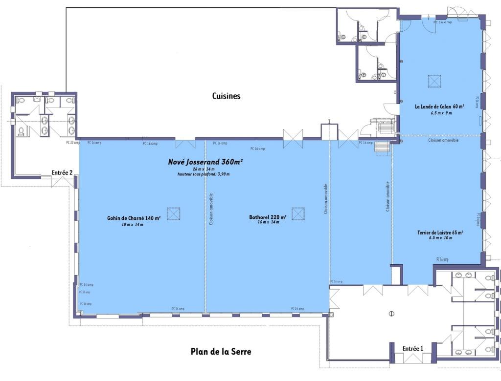 Plan de la Serre Château d Apigné château d Apigné Hotel de luxe restaurant gastronomique Rennes