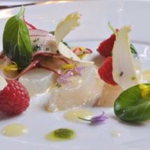 St-Pierre Restaurant Gastronomique les Tourelles Rennes