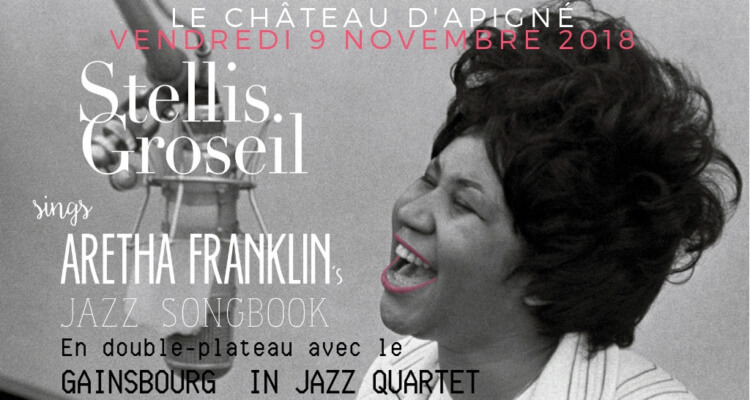 concert hommage Aretha Franklin Serge Gainsbourg