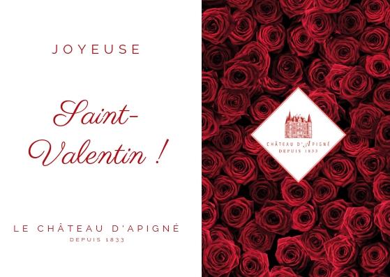 Soirée romantique à Rennes pour la Saint-Valentin