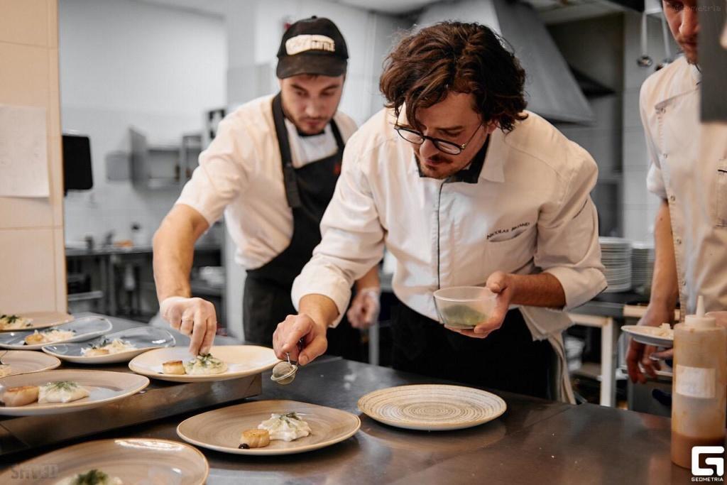 La gastronomie bretonne mise à l'honneur en Russie